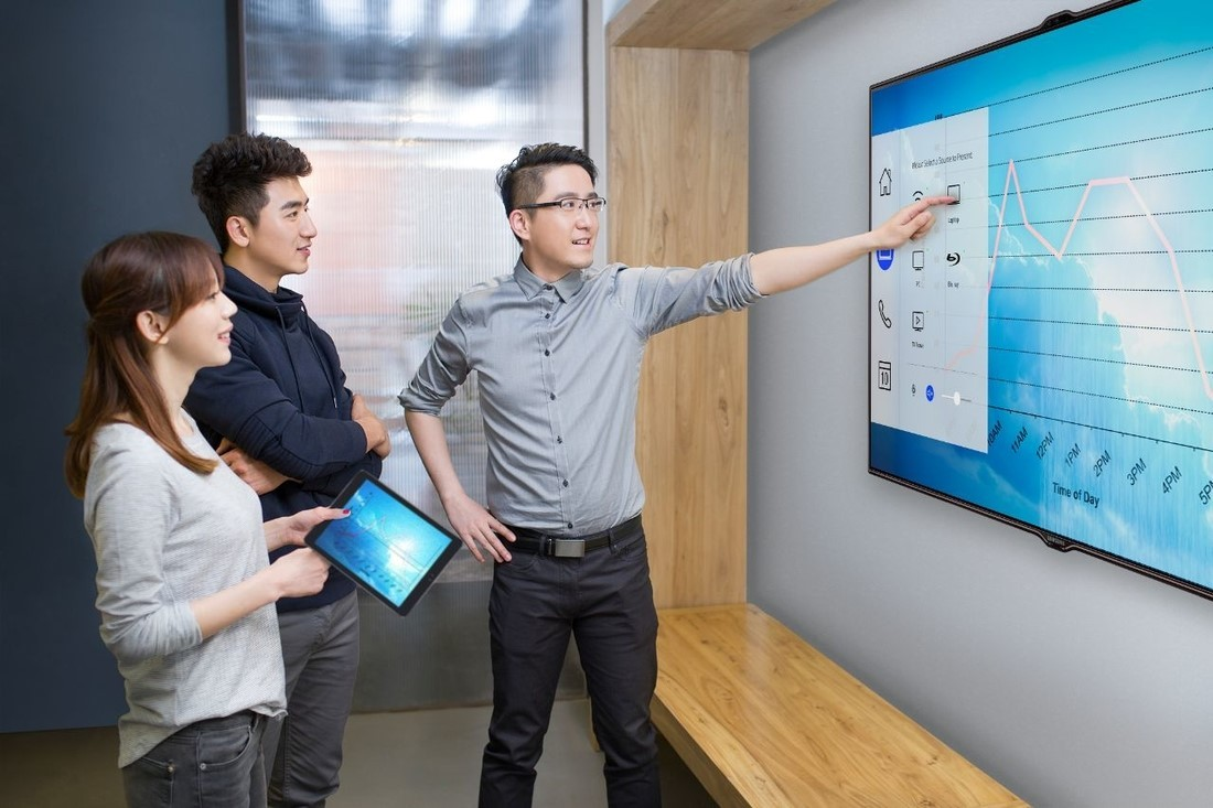 3 Ways Interactive Whiteboards Boost Employee Engagement