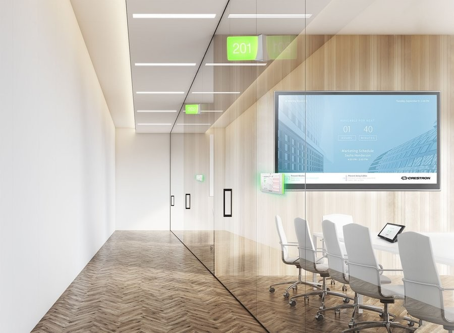 Crestron Boardroom AV for the Office and At Home