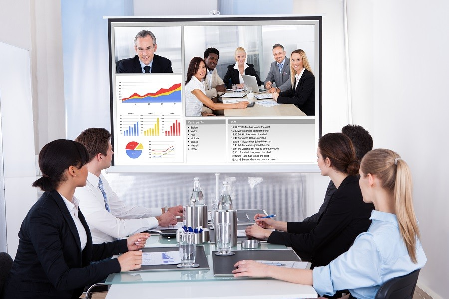 Conference Room A / V Upgrades You Want for Your Business