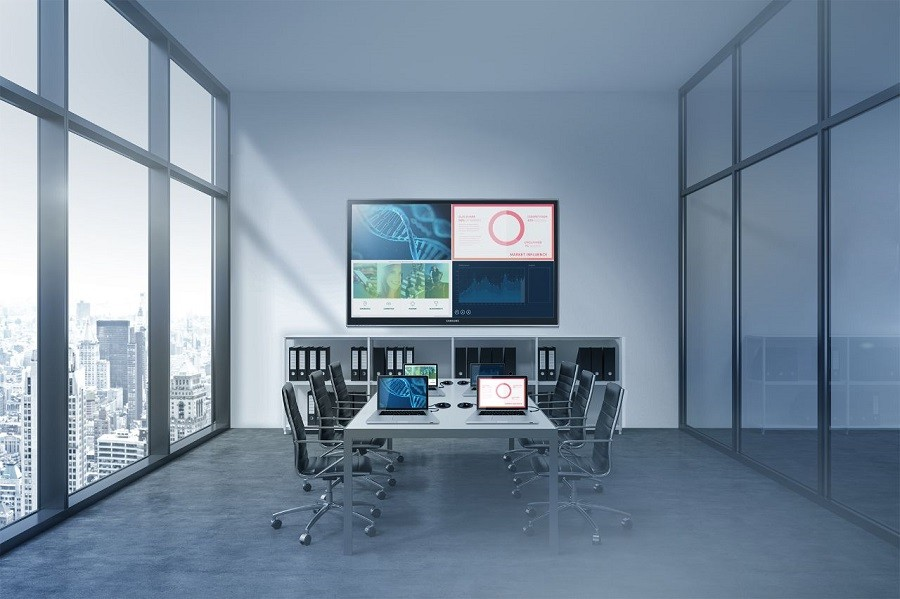 How Lighting Control Makes Your Conference Room Smarter