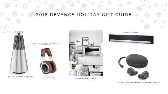 2018 DeVance Holiday Gift Guide